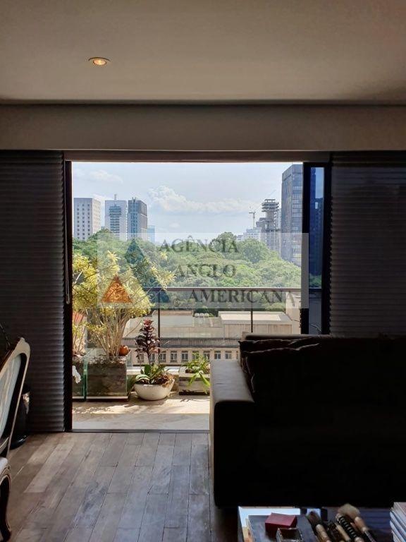 apartamento p/locação nos jardins - aa15792