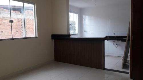 apartamento pmcmv, bairro cidade nova. r$ 135.000
