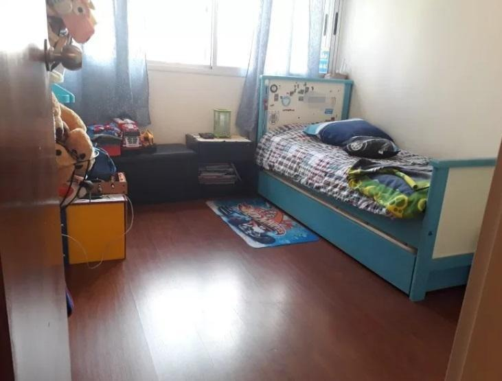 apartamento - pocitos. 3 dormitorios y garaje.