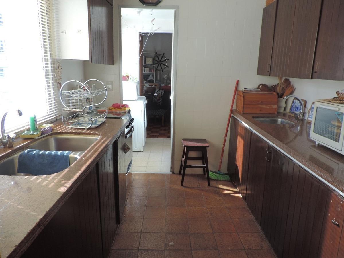 apartamento  pocitos con renta 3 dormitorios