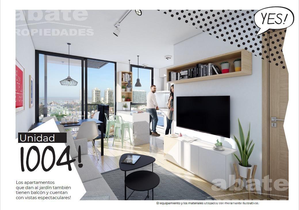 apartamento - pocitos nuevo