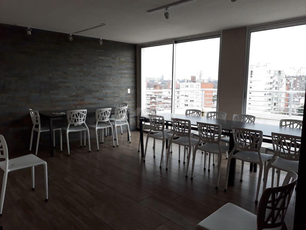 apartamento pocitos venta 1 dormitorio 26 de marzo y buxareo, edificio allegrezza penthouse parrille