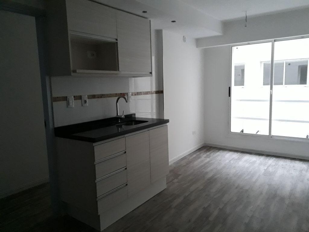 apartamento pocitos venta 1dormitorio parrillero barreiro y achiras, ed. deja vu