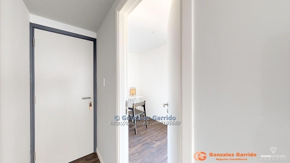 apartamento - pocitos - venta