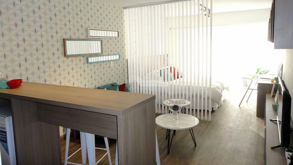 apartamento pocitos venta buxareo y 26 de marzo, edificio infinity buxareo monoambiente con parrilla