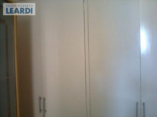 apartamento pompéia - santos - ref: 470510