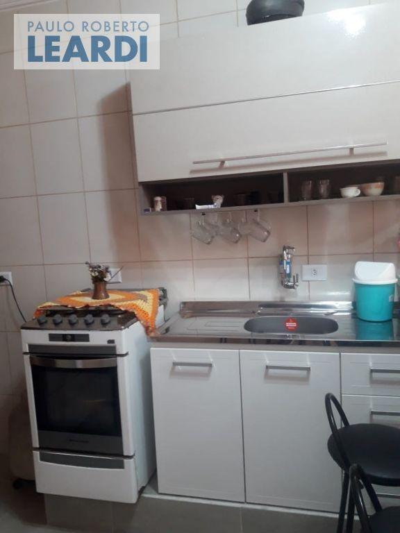 apartamento pompéia - santos - ref: 559699