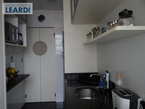 apartamento pompéia  - são paulo - ref: 457533
