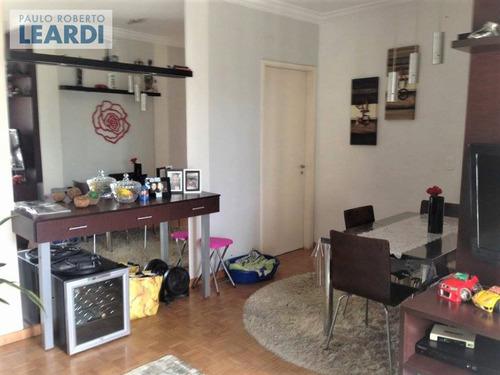 apartamento pompéia  - são paulo - ref: 554090