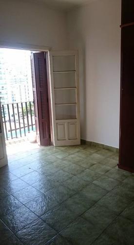 apartamento ponta da praia - santos - ref: 483349