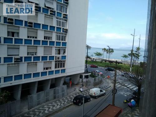 apartamento ponta da praia - santos - ref: 483948