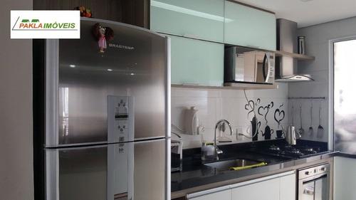 apartamento - pq da mooca - ref: 2681 - v-2681