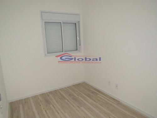 apartamento - pq. das nações - santo andré - gl39387
