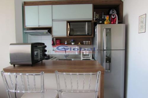 apartamento - pq. são vicente - mauá - gl39500
