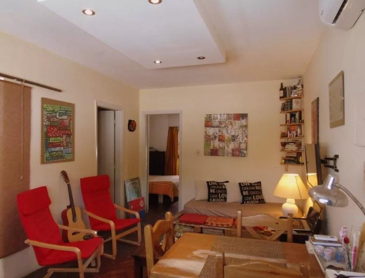 apartamento - prado. 1 dormitorio. reciclado.
