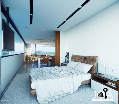 apartamento praia da barra - pepe - 293 metros - 138