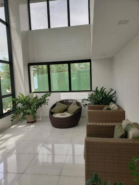 apartamento projetado no papicu - ap2601
