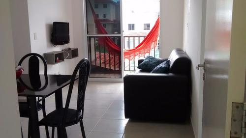 apartamento pronto em nova parnamirim 2 dorms 1 suite natal