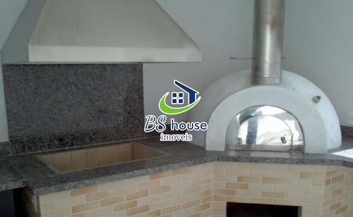 apartamento pronto para morar no vila pires - 5739