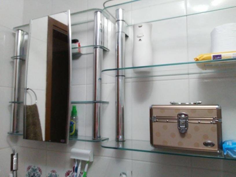 apartamento pronto pra morar. mobiliado.