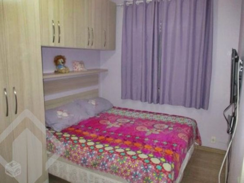 apartamento - protasio alves - ref: 124017 - v-124017
