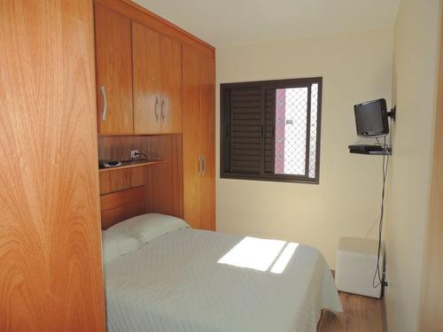 apartamento próximo ao paço, centro. 3 dormitórios, 2 vagas