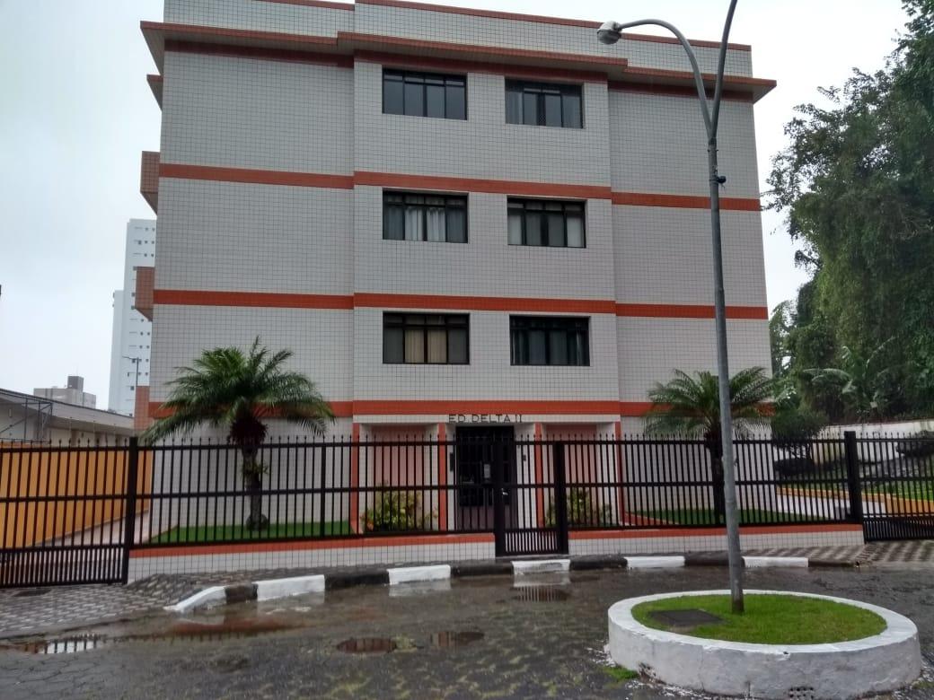 apartamento próximo centro mongaguá só r$ 160 mil c6254