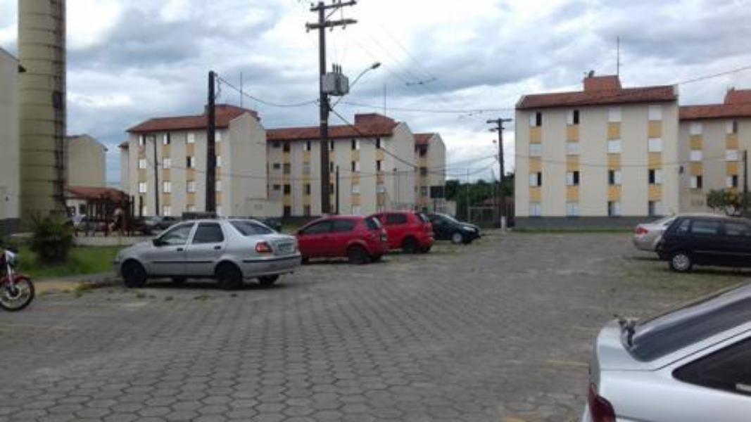 apartamento próximo de comércios em itanhaém - 1930 | npc