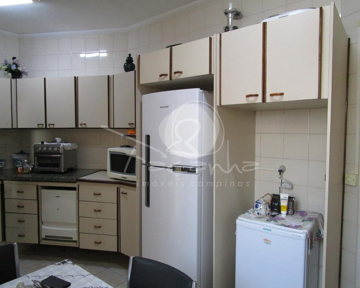 apartamento próximo do cambuí  para venda no vila itapura em campinas - ap03097 - 34300750