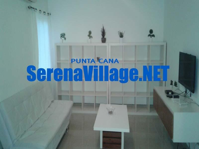 apartamento punta cana serena village alquiler serenavillage