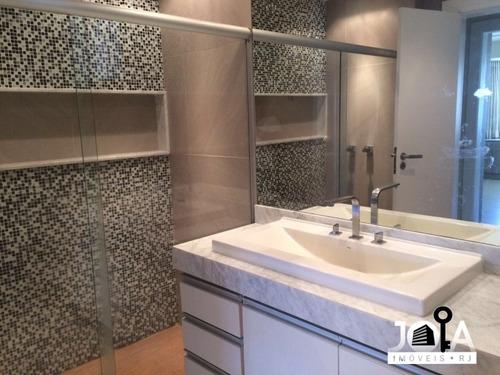 apartamento puro luxo no atlantico sul 4 quartos - 306l