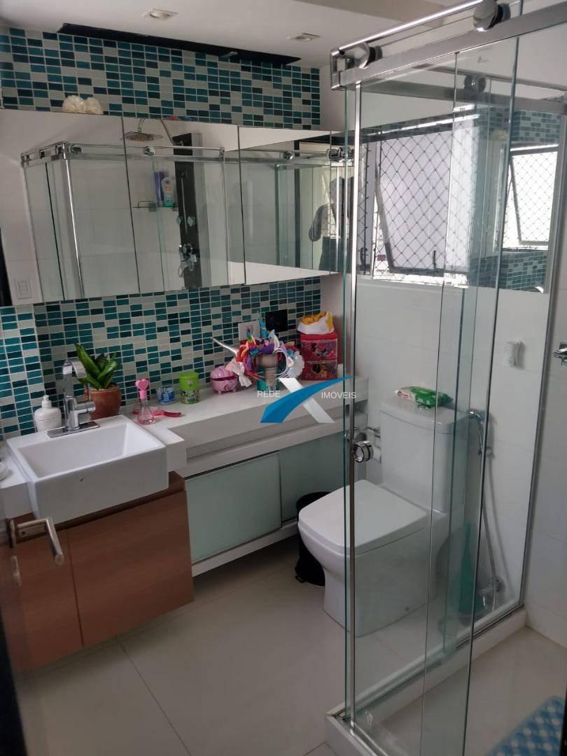 apartamento quadriplex edf baia de nice - recife/pe - at0002