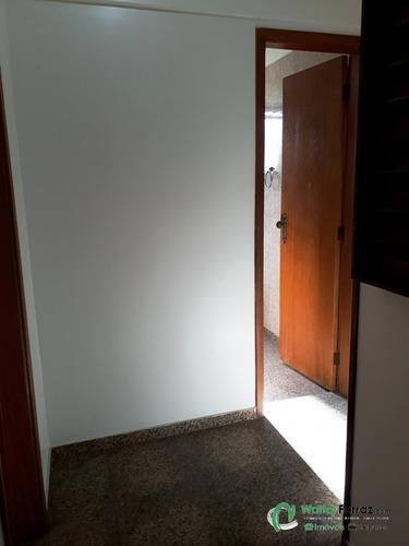 apartamento, quatro dormitórios, ponta da praia, santos. - ap0086