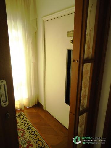apartamento, quatro suítes, boqueirão, santos. - ap0075