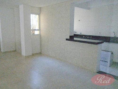 apartamento - r. al. meyer j. nigri - quinta do imperador  - conj. res. iraí - suzano - ap1607