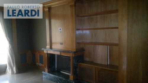 apartamento real parque  - são paulo - ref: 187571