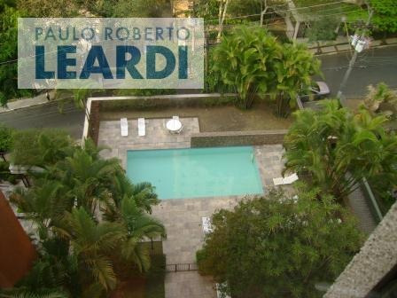 apartamento real parque  - são paulo - ref: 22305