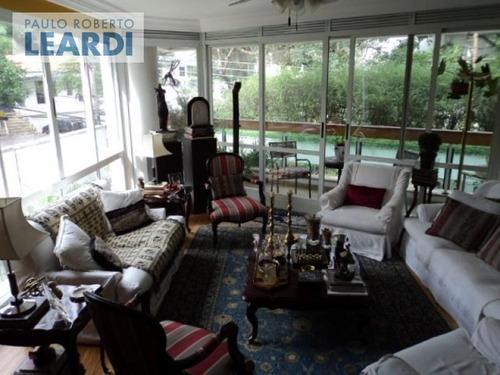 apartamento real parque  - são paulo - ref: 237686