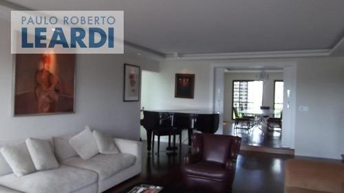 apartamento real parque  - são paulo - ref: 244650