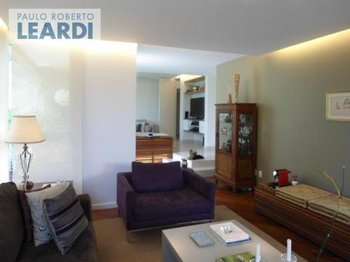 apartamento real parque  - são paulo - ref: 251092