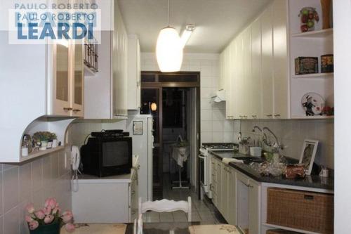 apartamento real parque  - são paulo - ref: 252584