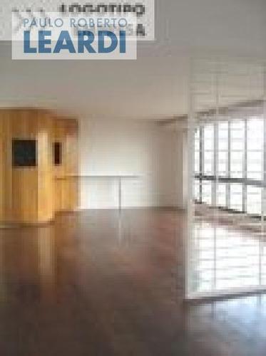 apartamento real parque  - são paulo - ref: 253215
