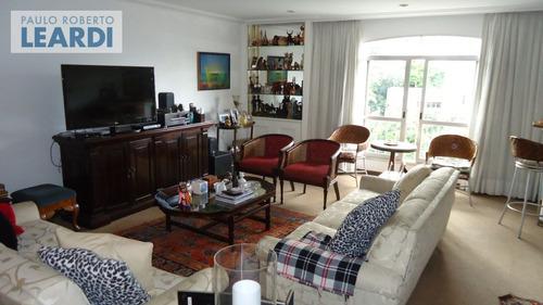 apartamento real parque  - são paulo - ref: 253519