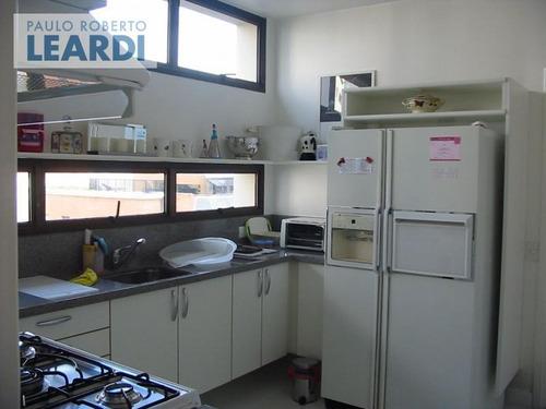 apartamento real parque  - são paulo - ref: 254075