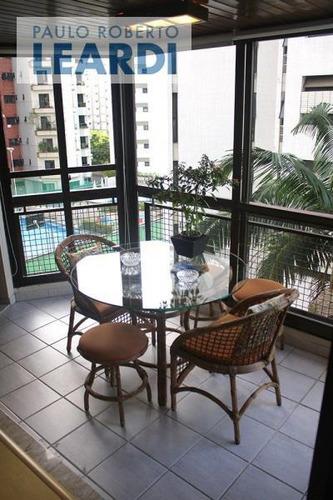 apartamento real parque  - são paulo - ref: 254451