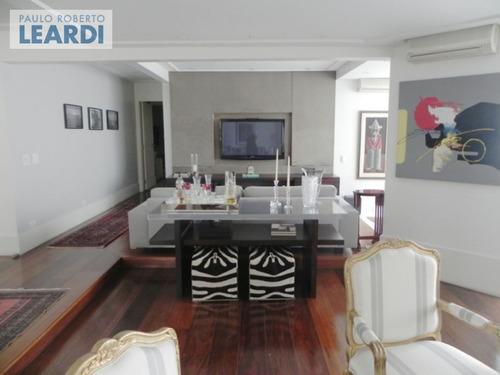 apartamento real parque  - são paulo - ref: 255529
