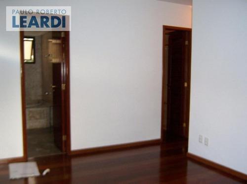 apartamento real parque  - são paulo - ref: 339891