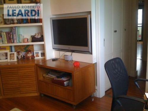 apartamento real parque  - são paulo - ref: 343606