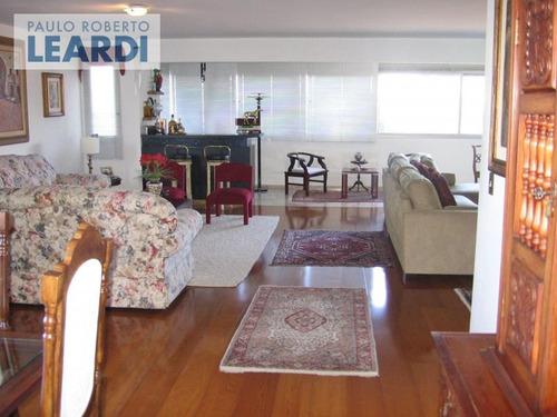 apartamento real parque  - são paulo - ref: 344576