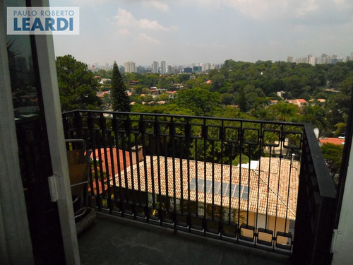 apartamento real parque  - são paulo - ref: 387902